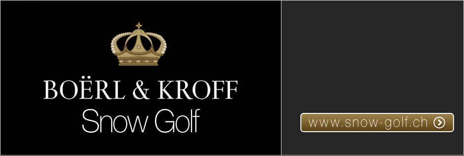 Bo�rl & Kroff Snow Golf
